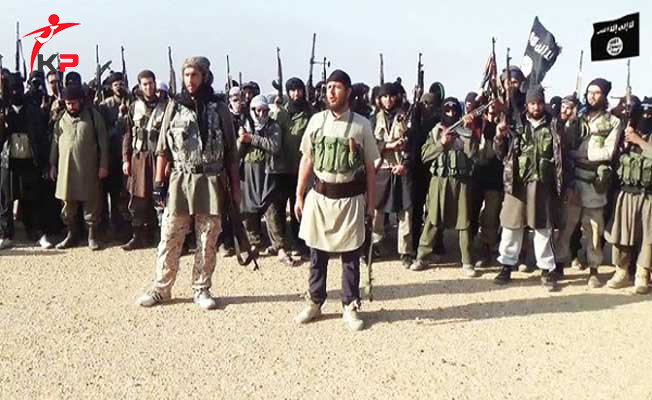 IŞİD Teröristleri Canlı Bomba Olmak İçin Kura Çekiyor, Kazananlar Kutlama Yapıyor