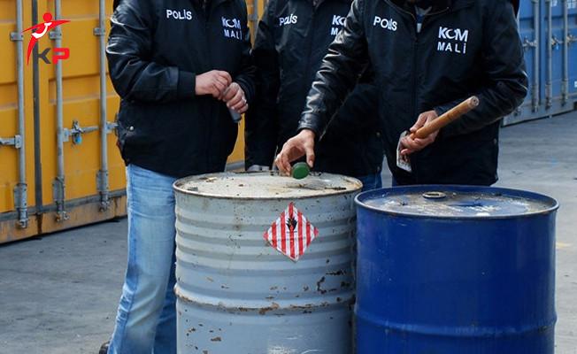 İstanbul'da Kaçak Akaryakıt Operasyonu! Çok Sayıda Gözaltı Kararı