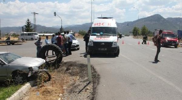 Konya'da Trafik Kazası Meydana Geldi: 7 Yaralı Var
