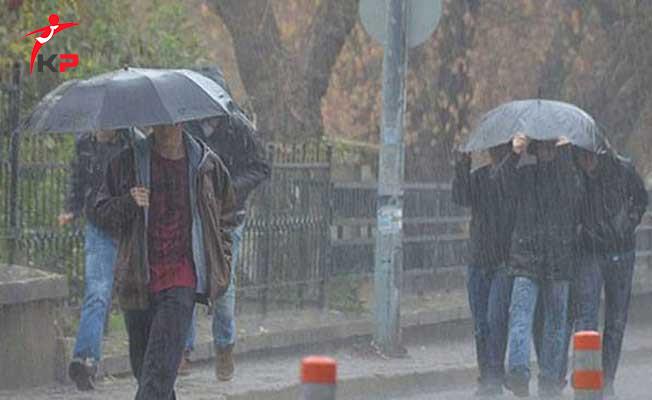 Meteoroloji Uyardı ! İstanbul'a Kuvvetli Sağanak Yağış Geliyor