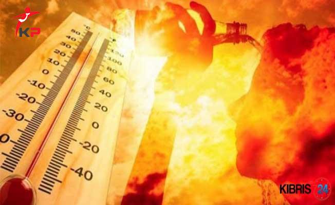 Meteoroloji Uyardı ! Sıcaklık 5 İlde Artıyor...