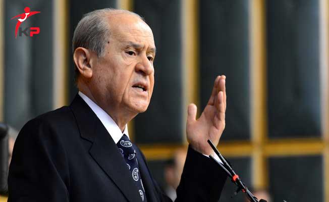 MHP Lideri Bahçeli'den Terör Eylemlerine İlişkin Açıklama