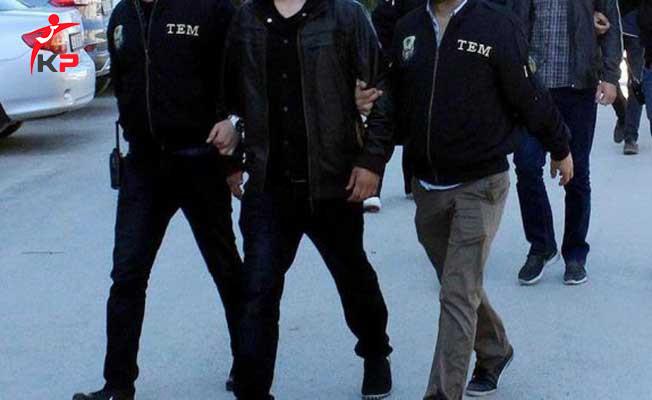 Okul Müdür Yardımcısına IŞİD Gözaltısı