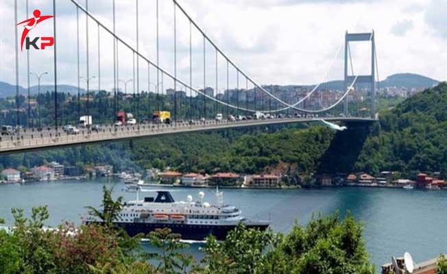 Son Dakika ! İstanbul Boğazı Çift Yönlü Kapatıldı