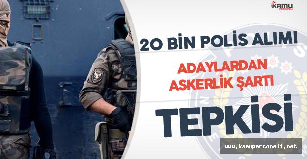 20 Bin Polis Alımı Müjdesinin Yankıları Sürüyor