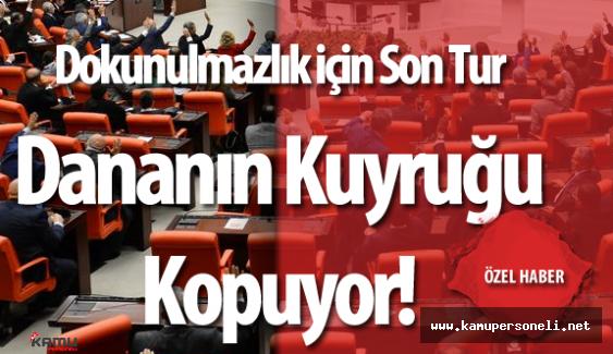 20 Mayıs 2016 Milletvekillerinin Dokunulmazlıklarının Kaldırılması Görüşmeleri 2.Tur Başladı