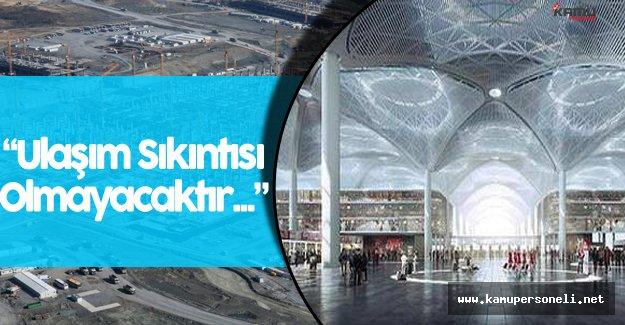 250 Havayolu Şirketi Uçacak ! Dünyanın En Büyük Havalimanı Olacak