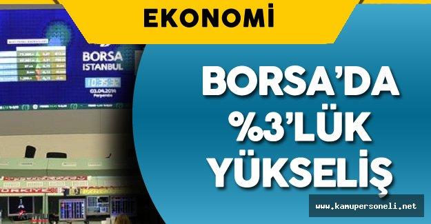 25 Temmuz Borsa'da Son Durum ! Borsa Günü Yükselişle Kapattı