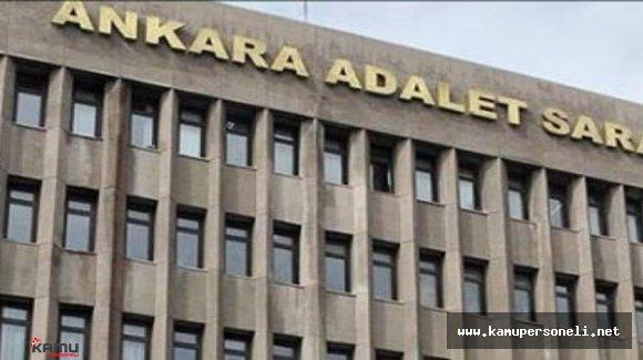 27 General ve Amiral Ankara Adliyesine Getirildi