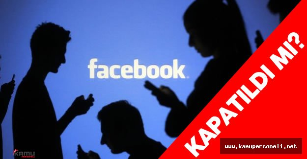 29 Haziran Facebook Neden Açmıyor? Facebook Kapandı mı?