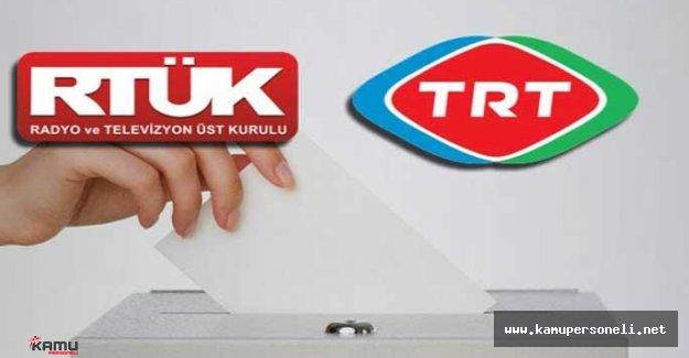 300 TRT ve 29 RTÜK Personeli Hakkında Soruşturma Başlatıldı