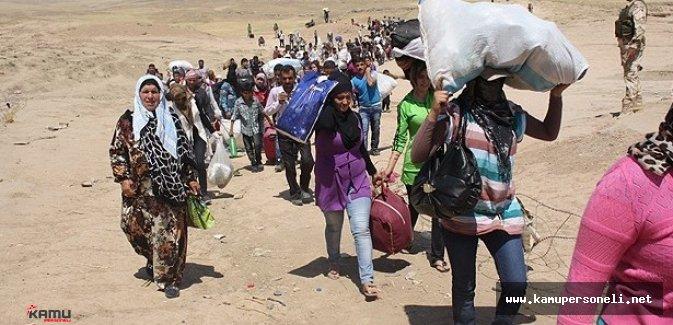 4 Bin Suriyeli Cilvegözü Sınır Kapısından Ülkelerine Geçti