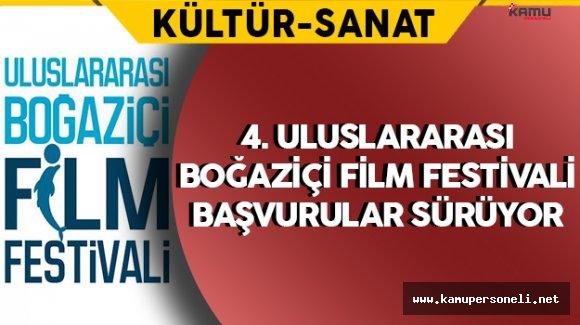4. Uluslararası Boğaziçi Film Festivali Başvurular Sürüyor