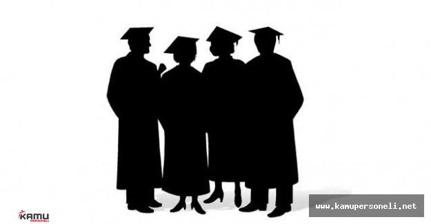DPB Açıkladı: 6 Üniversite 109 Akademik Personel Alacak