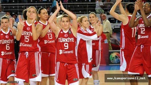 A Milli Kadın Basketbol Takımı İstanbul'da Toplanıyor - (A Milli Kadın Basketbol Takımı Kadrosu)