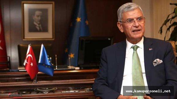AB Bakanı Katıldığı Sahur Programında Önemli Açıklamalarda Bulundu