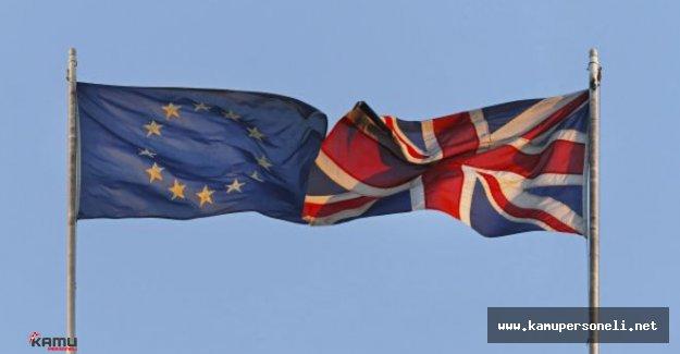AB İngiltere'nin Birlikten Çıkarma Sürecini Başlatmaya Hazır