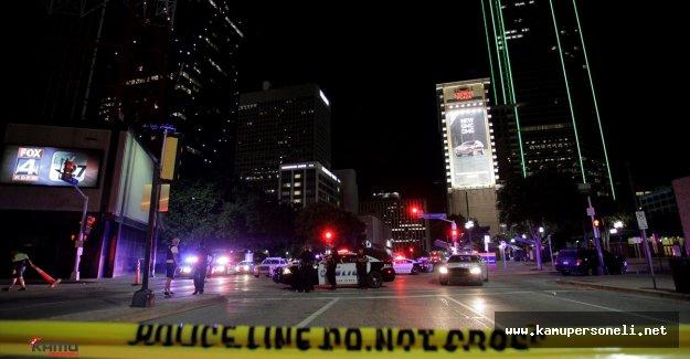 ABD'de Polise Keskin Nişancı Saldırısı: 4 Polis Öldü