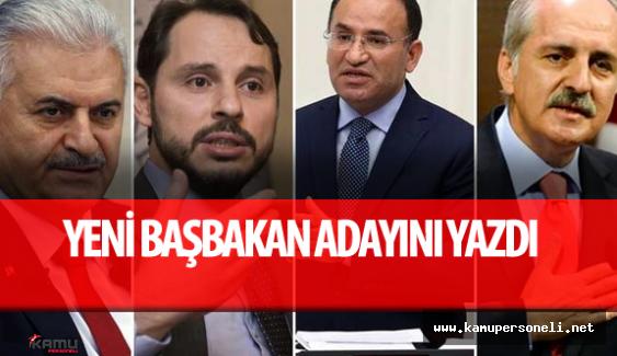 Abdülkadir Selvi Yeni Başbakan Adayı ve Kabine Hakkında Yazdı