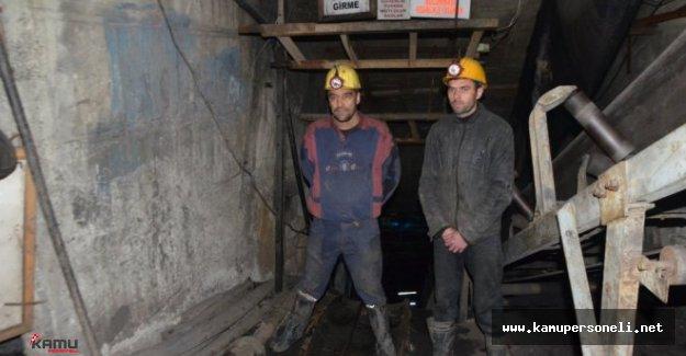 Açlık Grevi Yapan Madencilerin Tüm Alacakları Ödendi
