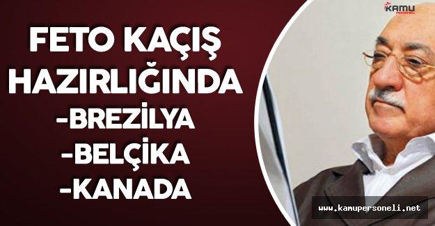 Adalet Bakanı Bekir Bozdağ Açıkladı 'Fetullah Gülen Kaçma Hazırlığında'