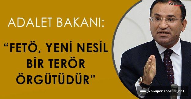 """Adalet Bakanı Bekir Bozdağ: """" Eğitimi ve dini kullandılar """""""