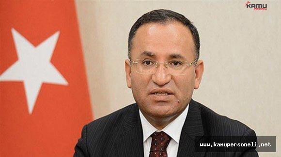 Adalet Bakanı Bozdağ'dan Fetullah Gülen'in İade Talebine İlişkin Açıklama