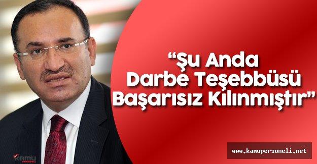 """Adalet Bakanı: """"Kanun Hükmünde Kararnameler..."""""""