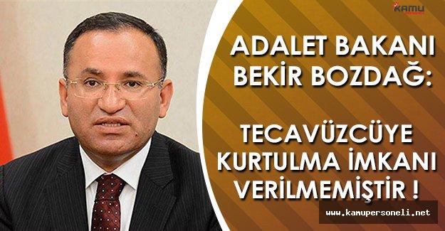 Adalet Bakanından Gündemi Karıştıran Konuyla Alakalı Önemli Açıklama