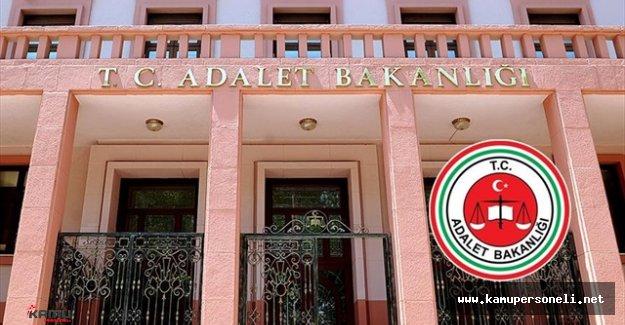 Adalet Bakanlığı 2016 Yılı Görevde Yükselme Sınavına İlişkin Listeler Açıklanmıştır