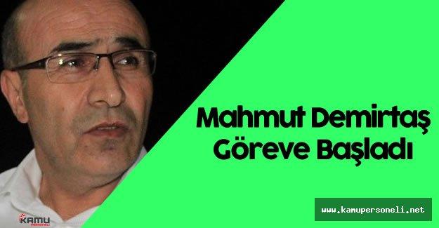 Adana Valisi Mahmut Demirtaş Göreve Başladı