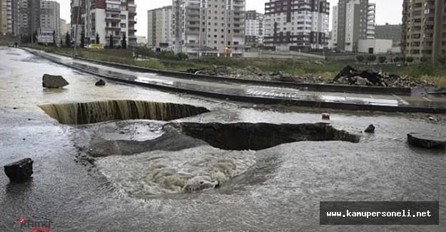 Adanalılar Bu Habere Dikkat! Trafik Felç Oldu