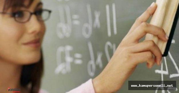 Aday Öğretmen Seminer Takvimi Açıklaması