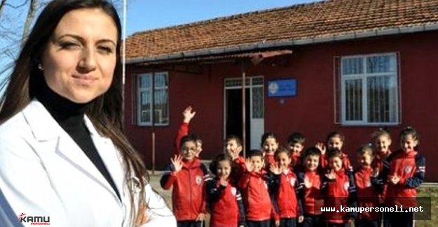 Aday Öğretmenlere 2 Hafta Tatil Verildi
