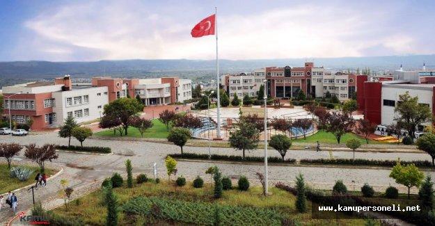 Adnan Menderes Üniversitesi 9 Akademik Personel Alımı