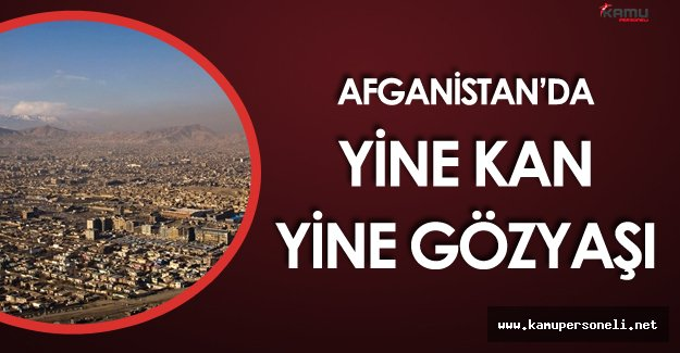 Afganistan'da Yine İntihar Saldırısı 4 Kişi Öldü