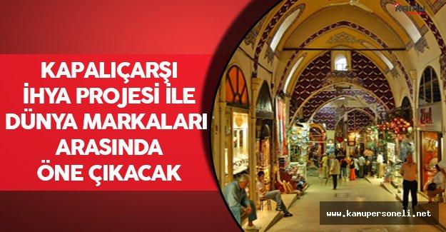 """Ahmet Kökler: """"Kapalıçarşı, altın dönemlerini yaşayabilir"""""""