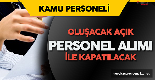 Aile Bakanı Oluşacak Personel Açığını Kapatmak için Talimat Verdi