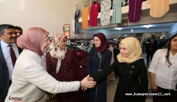 Aile ve Sosyal Politikalar Bakanlığı Aile Ziyaretlerine Başladı