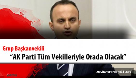 AK Parti 316 Milletvekili İle Genel Kurulda Hazır Olacak