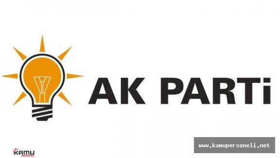 AK Parti'de İkinci Olağanüstü Kongreye Doğru