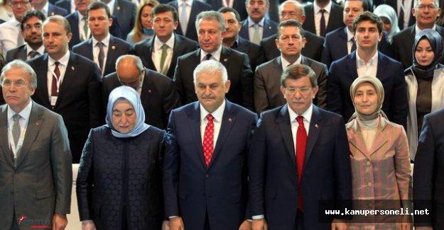 AK Parti Genel Başkanı Seçimi Yapıldı
