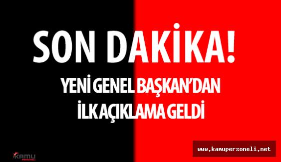 AK Parti Genel Başkanı ve Başbakan Adayı Binali Yıldırım'dan İlk Açıklama!
