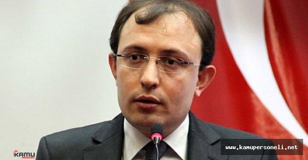 AK Parti TBMM Grup Başkanvekili Mehmet Muş Kimdir? Nerelidir? Hangi Görevlerde Bulunmuştur?
