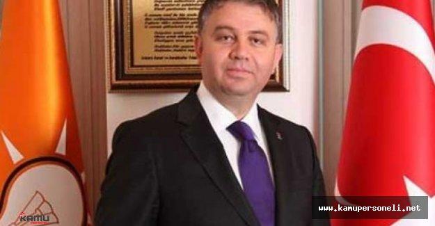 AK Parti Yeni Genel Sekreter Yardımcısı Murat Alpaslan Kimdir?