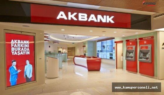 Akbank'tan Yurt Dışına Dev Finansman