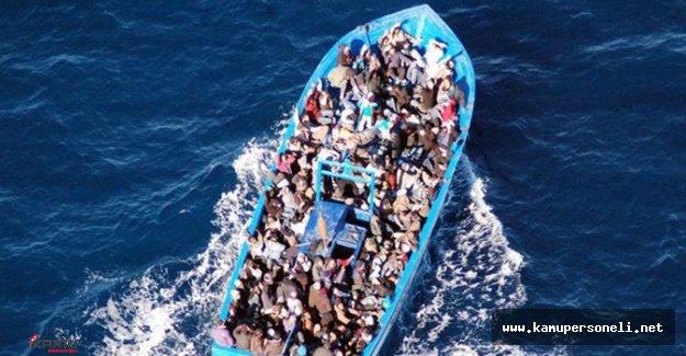 Akdeniz'de Can Veren Mülteci Sayısı Son 2,5 Yılda 10 Binden Fazla