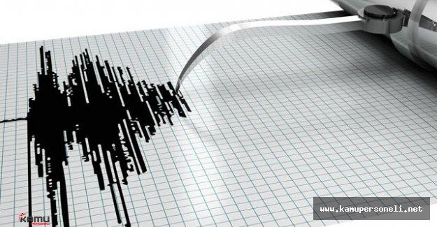 Akdeniz'de İkinci Bir Deprem Daha