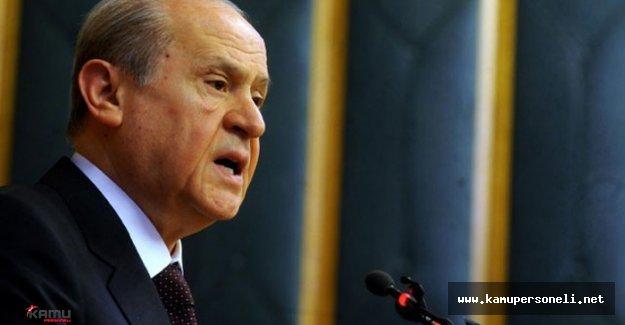 AKP-MHP Koalisyonu Mu Geliyor? Devlet Bahçeli Açıkladı