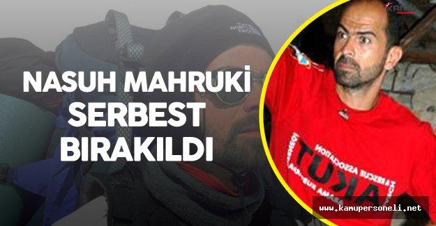 AKUT Başkanı Nasuh Mahruki Adli Kontrol Şartıyla Serbest Bırakıldı